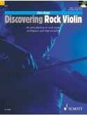 Discovering Rock Violin (book/CD)