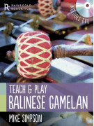 Teach And Play Balinese Camelan (book/DVD)