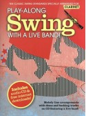 Play-Along Swing With A Live Band for Clarinet (book/CD)
