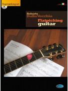 Flatpicking guitar (libro/CD)