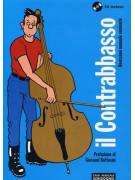 Contrabbasso - Nuovissimo manuale semiserio (libro/CD)