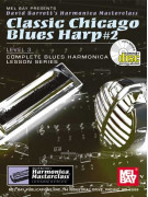 Classic Chicago Blues Harp 2 (book/CD)