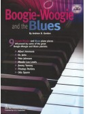 Boogie-Woogie And The Blues for Piano (book/CD)