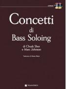 Concetti di bass soloing (libro/2 CD)
