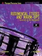 Rudimental Etudes And Warm-Ups Covering All 40 Rudiments (intermediate)