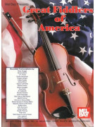 Great Fiddlers of America (book/CD)