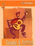 Trinity College London: Guitar Grade 4 - 2004-2009
