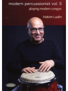 Playing Modern Congas Vol.5 (DVD)