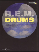 Authentic Playalong Drums: R.E.M. (book/CD)