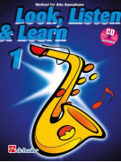 Look, Listen & Learn Aloto Sax 1 (book/CD)
