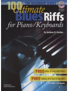 100 Ultimate Blues Riffs for Piano/Keyboard - Beginner Series (book/CD