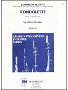 Rondolette (sax quartet)