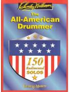 All-American Drummer - 150 Rudimental Solos