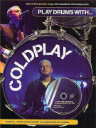 Play Drums With Coldplay (book/CD)