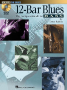 12-Bar Blues - The Complete Guide For Bass (book/CD)