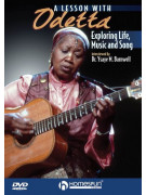 A Lesson With Odetta - Exploring Life, Music And Song (DVD)