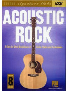 Acoustic Rock: Guitar Signature Licks (DVD)