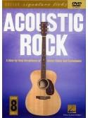 Acoustic Rock - Guitar Signature Licks (DVD)