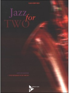 Jazz for Two - Duets for Saxophone