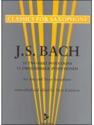 J.S. Bach - 15 2-Part Inventions for Alto & Tenor Sax