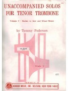 Unaccompanied Solos For Tenor Trombone - Grade 5