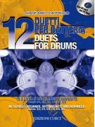 12 duetti per batteria (libro/CD)