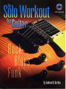 The Solo Workout For Guitar (book/CD)