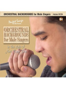 Orchestral Backgrounds for Male Singers (CD sing-along)