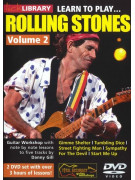 Lick Library: Learn To Play Rolling Stones - Volume 2