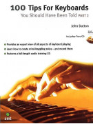 100 Tips for Keyboards Part 2 (book/CD)