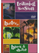 Training Session: Batteria Blues & Shuffle (DVD)