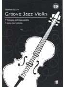 Groove Jazz Violin (book/CD)
