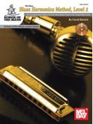 Blues Harmonica Method, Level 2 (book/CD)