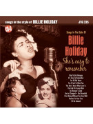 Billie Holiday: She's Easy To Remember (CD sing-along)