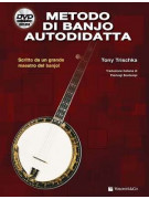 Metodo di Banjo Autodidatta (libro/CD)