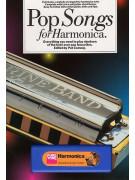 Pop Songs For Harmonica (book/harmonica)
