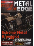 Lick Library: Metal Edge - Extreme Metal Arpeggios (DVD)