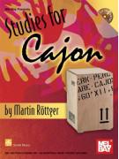 Studies for Cajon (book/CD)