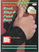 Rock, Slap & Funk Bass (book/CD)