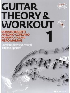 Guitar Theory & Workout 1 (book/CD)