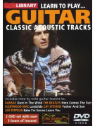 Lick Library: Learn To Play Classic Acoustic Tracks (2 DVD)