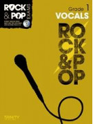 Rock & Pop Exams Vocals. Grade 1 (book/CD)
