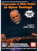 Fingerstyle & Slide Guitar in Open Tunings (book/3 CD)