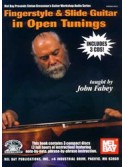 Fingerstyle & Slide Guitar in Open Tunings (book/3 CD)