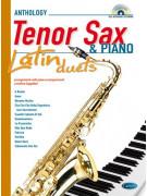 Latin Duets For Tenor Sax & Piano (book/CD)