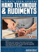 Ultimate Drum Lessons: Hand Technique & Rudiments (DVD)