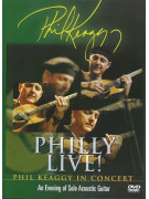 Phil Keaggy in Concert Live (DVD)