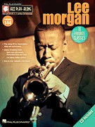 Jazz Play-Along volume 144: Lee Morgan (book/CD)