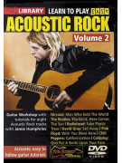 Lick Library: Learn to Play Acoustic Rock Volume 2 (DVD)