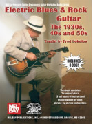 Electric Blues and Rock - The 1930s, 40'S & 50'S (book/3 CD)